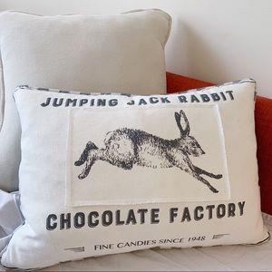 Other - Farmhouse Accent Pillow Buffalo Plaid
